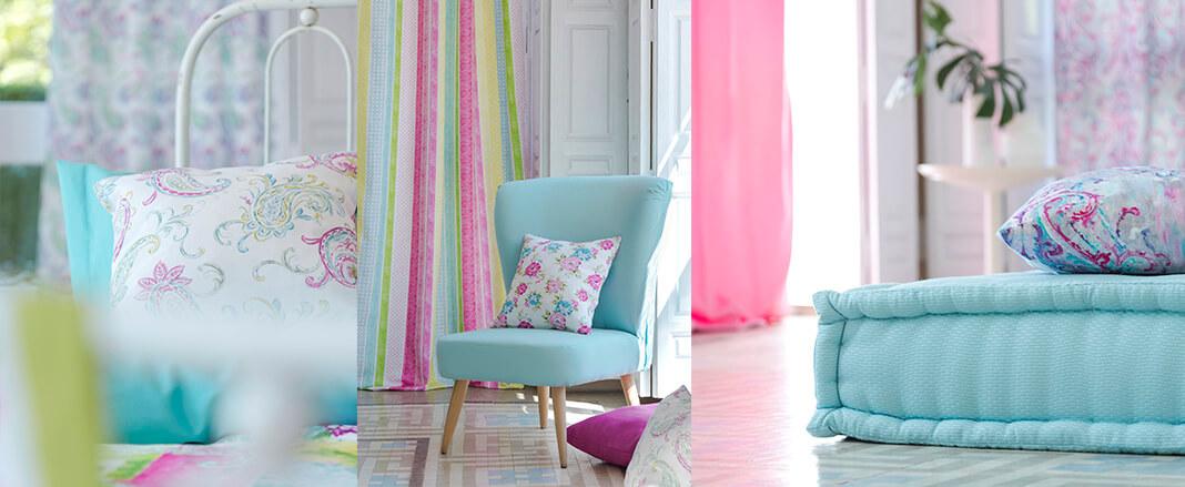 Colori trend: Rosa Quarzo e Azzurro Serenity