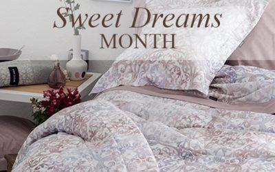 SWEET DREAMS MONTH