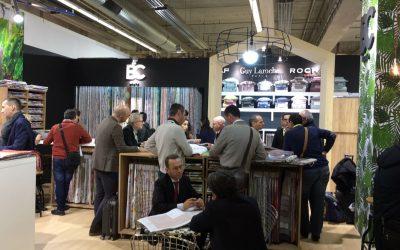Grupo BC presenta sus novedades en Heimtextil