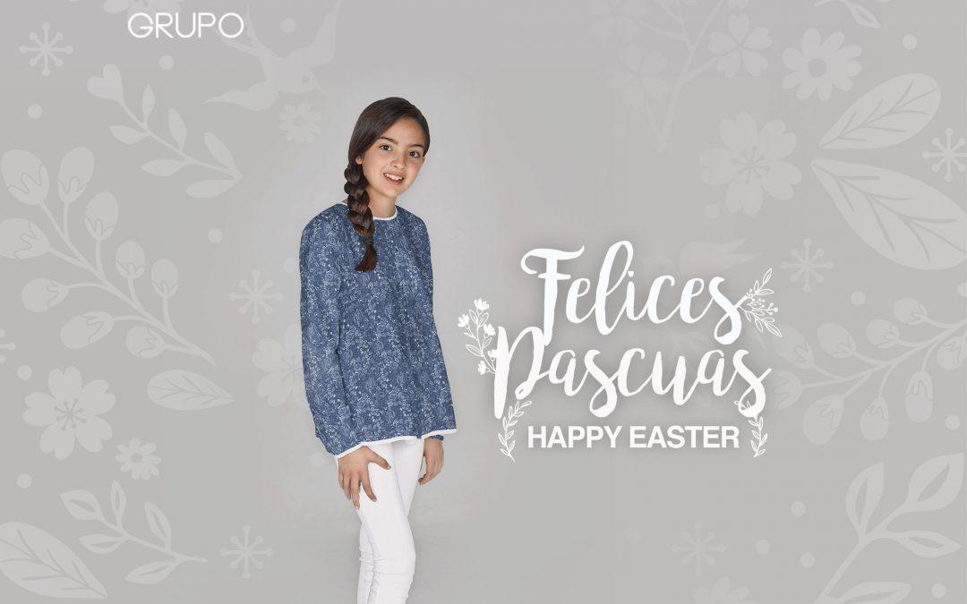Felices Pascuas con Grupo BC